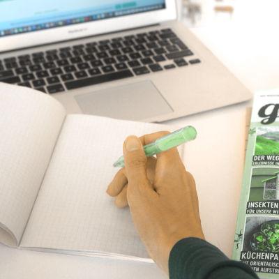 Redacción textos blog para proyectos ecológicos
