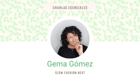 Entrevista Gema Gómez