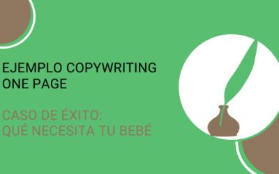 Ejemplo copywriting página Sobre nosotros